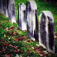 Tombstones by incolor16