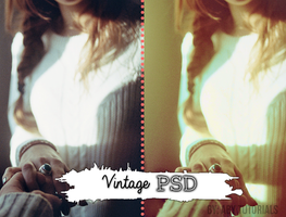 Vintage Effect - PSD by ForeverYoung320