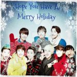 A SuJu Holiday by AriesGoddessofWar