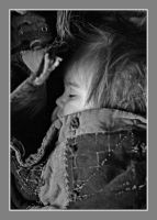 Sleeping child,2.img711, with story, a series by harrietsfriend