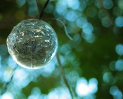 Bauble Wallpaper by jonathondeans