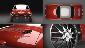 Karmann Ghia Wip by pierre-allard