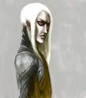 Elric of Melnibone by Inenarrable