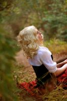 Resting in the Forest by DaisyViktoria