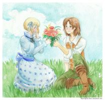 Commission:Liet and Liech by MystOfTheStars