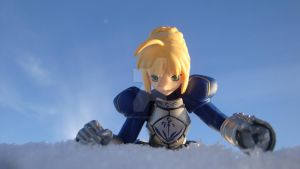 Snow curiosity - Figma by Eurosubstance