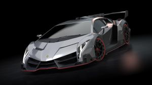 Veneno Redux Front by camoteguau18