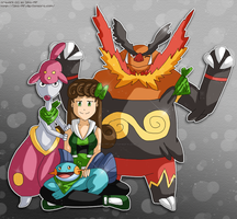 [Commission87] Jadine Emboar Medicham Marshtomp