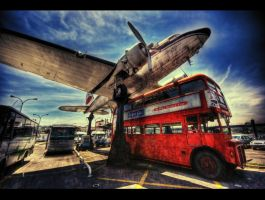 Dakota II HDR by ISIK5