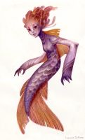 Mermaid Mermaid Mermaid by Biffno