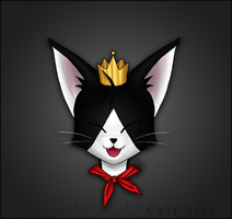 Cait Sith for Q. by blitzgun