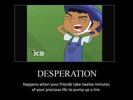 Baljeet's motivator by glasscountess