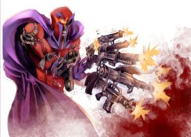 Magneto by Worgue