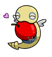 Dunsparce by CatTreats