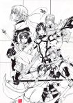 Suikoden Heroes by silpholion
