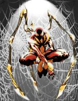 Iron Spider by venom1200