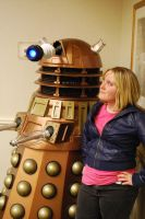 So what'cha think, Dalek? by StarlightWhispers