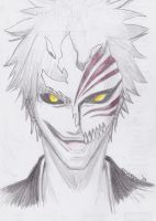 Bleach - Ichigo - teil 1 by artworksOFjudge