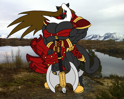 Thorvrog: Meet a Real Viking! by XennyDiemes