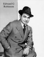 Edward G Robinson by HalloweenMAGE