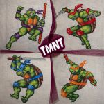 TMNT by Zeephra