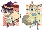 Set Price Adopts .:Both Open:. by chocopuddin