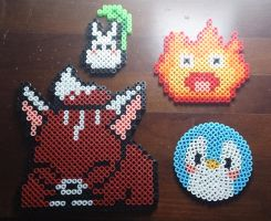 Mix perler beads #12 by isaletheia