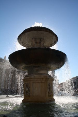 Fountain by FreeakStock