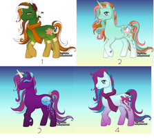 Ponie Adopts by Taylor12323