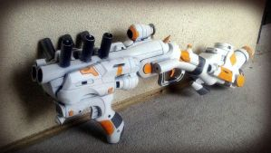 AMR-B15 Dual Plasma Velociter Cannon by LandgraveCustoms