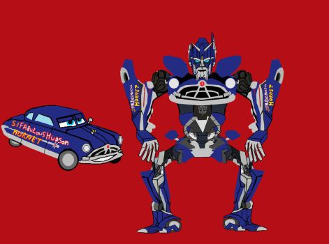 Transformers Autobot  Doc Hudson by Barricade9-1-1