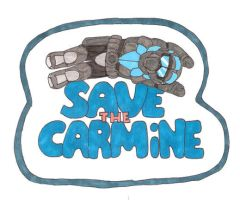 Save the Carmine by Ritsucracker