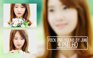 Pack PNG #37: YoonA (STOP) by jimikwon2518