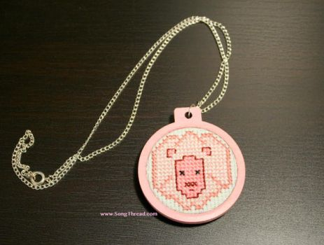Lion Pendant - Steven Universe by SongThread