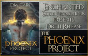 Release Blitz The Phoenix Project by eternalised