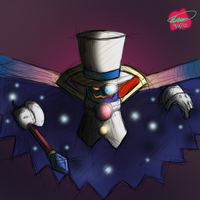 Count Bleck by Twisted4000