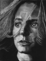 Jodie Foster by otong666