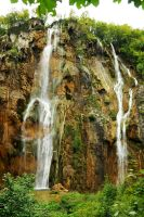 Plitvice - one of a thousand cascades by wildplaces