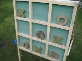 Noughts x Crosses by SlidingWingz