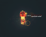 Berbatov Wallpaper by kingsess