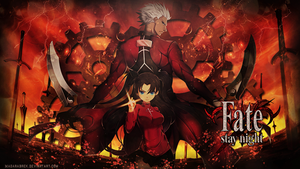 [Wallparper] Fate Stay Nigh by MadaraBrek
