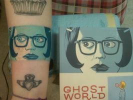 Ghost world by truth-is-absolution