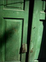 Green Door by moiety