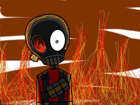 Pyro by JustTom1987