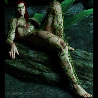 Poison Ivy by Moonlight (Genderbend) by arkeoklept