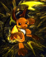 Raichu Unleashed by raizy
