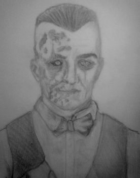Did I Frighten You? (Eddie Gluskin, The Groom) by Amber-Gemnia