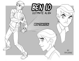 Ben 10: Ultimate Alien by TimLevins