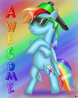 Awesome Dash by elphaba-rose-wilde