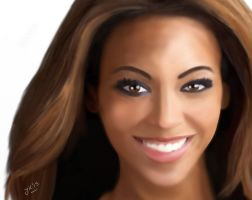 Beyonce Knowles by Jake-Kot